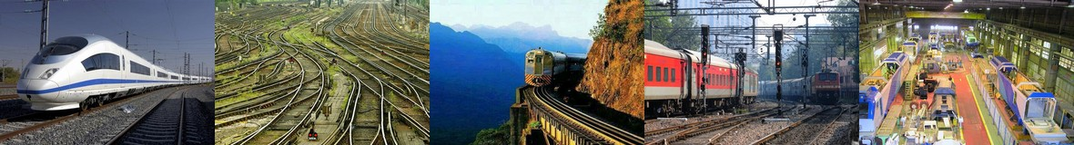 Brazilian Railways Tender Notices
